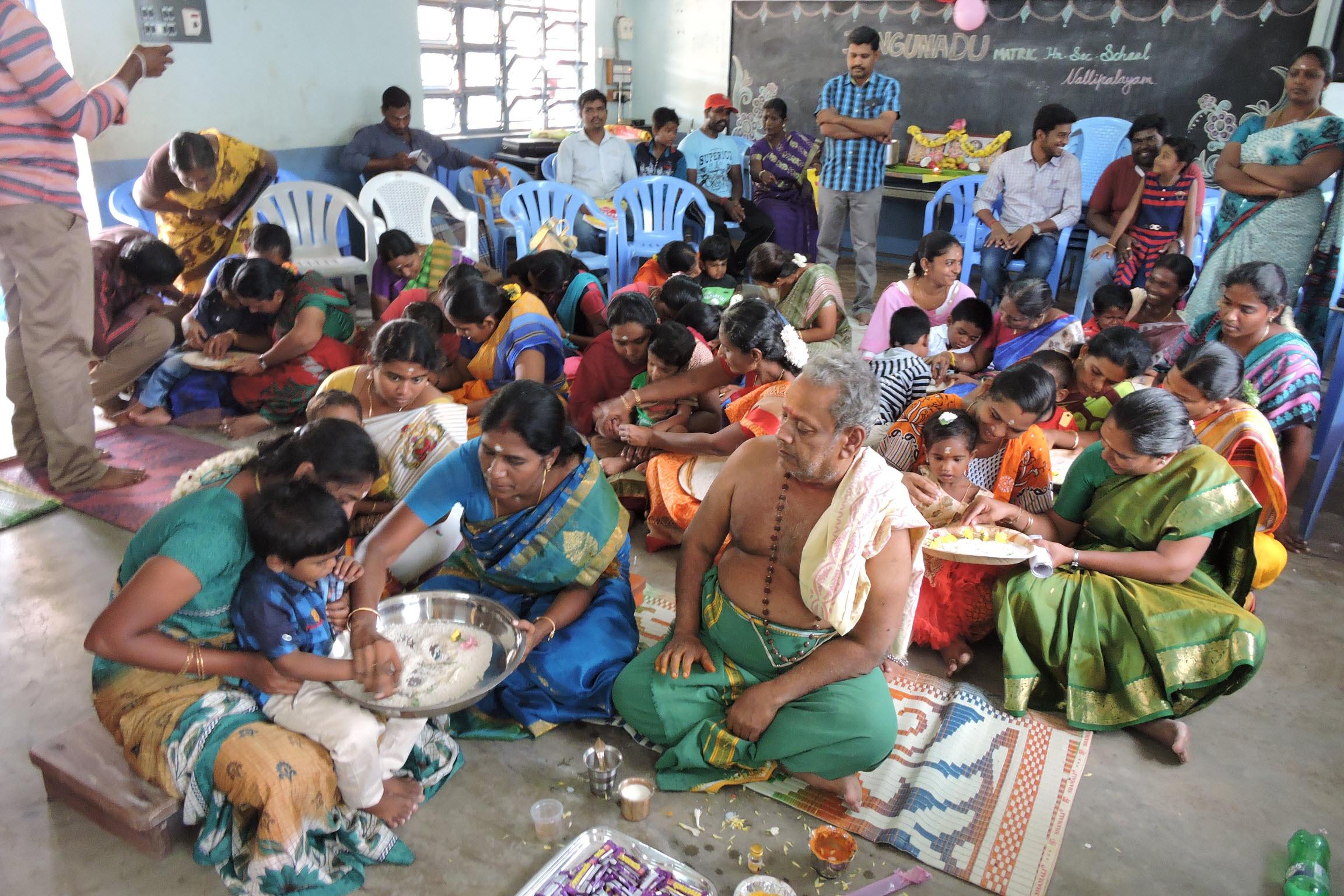 Vidhyarambam pooja 2017